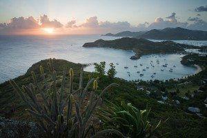 Antigua Shirley Heights Caribbean