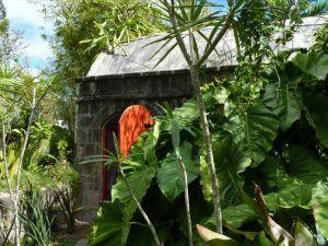 Nevis Old Sugar Mill Building www.njcharters.com