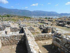 Xanthos Ruins www.njcharters.com