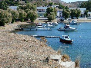Leros Island Shoreline