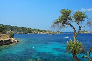 Paxos Island Gaios Beach