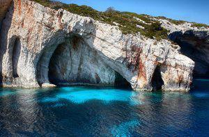 Zakynthos Island Caves