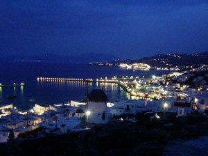 Night Life in Mykonos www.njcharters.com