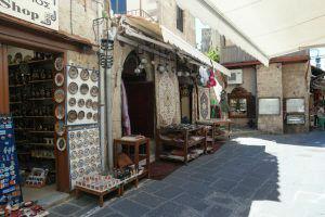 Rhodes Old Town Shops www.njcharters.com