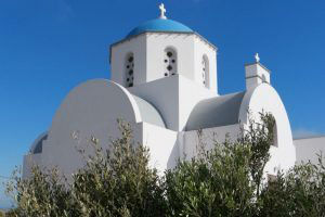 Santorini Greek Orthodox Church www.njcharters.com