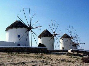 Windmills of Mykonos www.njcharters.com