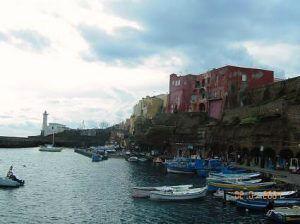 Ventotene Roman Port www.njcharters.com