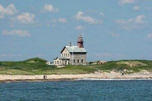 Block Island North Lighthouse www.njcharters.com