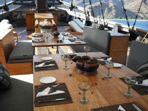 Silolona Ondeck Dining