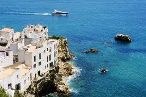 Ibiza Island harbor www.njcharters.com