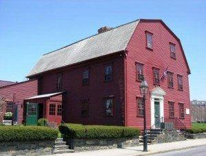 Newport Rhode Island White Horse Tavern www.njcharters.com
