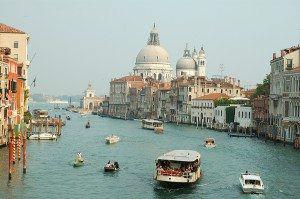 Venice Grand Canal www.njcharters.com