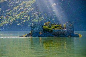 Bar Montenegro Skadar Lake Grmozur Fortress www.njcharters.com