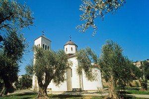 Montenegro St. Nikola Church Ulcinj www.njcharters.com