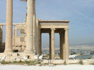 Acropolis Building Ruins www.njcharters.com