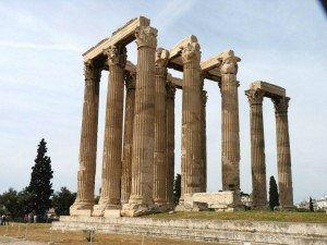 Athens Zeus Temple www.njcharters.com