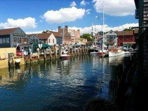 Bowens Wharf Newport, RI www.njcharters.com