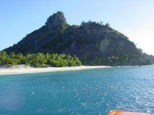 Fiji Castaway (Modriki) Island www.njcharters.com
