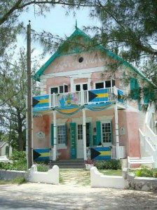 Governors Island Bahamas, Library www.njcharters.com