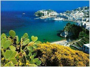 Port of Ponza www.njcharters.com #DestinationConfidential