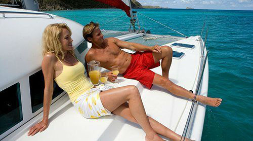 Relaxing-on-Luxury-Yacht-Charter-www.njcharters.com_
