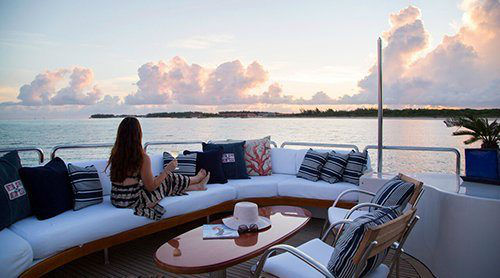 Sunset-on-Yacht-charter-www.njcharters.com_