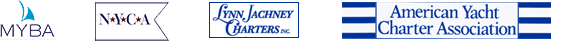 MYBA NYCA Lynn Jachney Charters, Inc American Yacht Charter Association